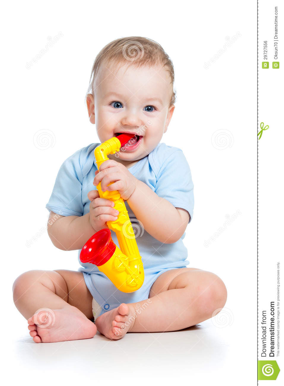 Boy Toys Background : Baby boy playing toy royalty free stock image