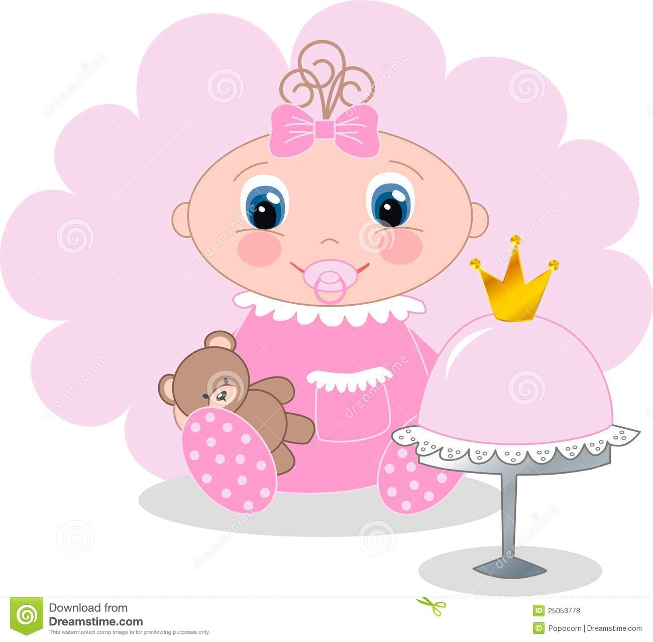Royalty Free Stock Photo. Download Baby Shower ...