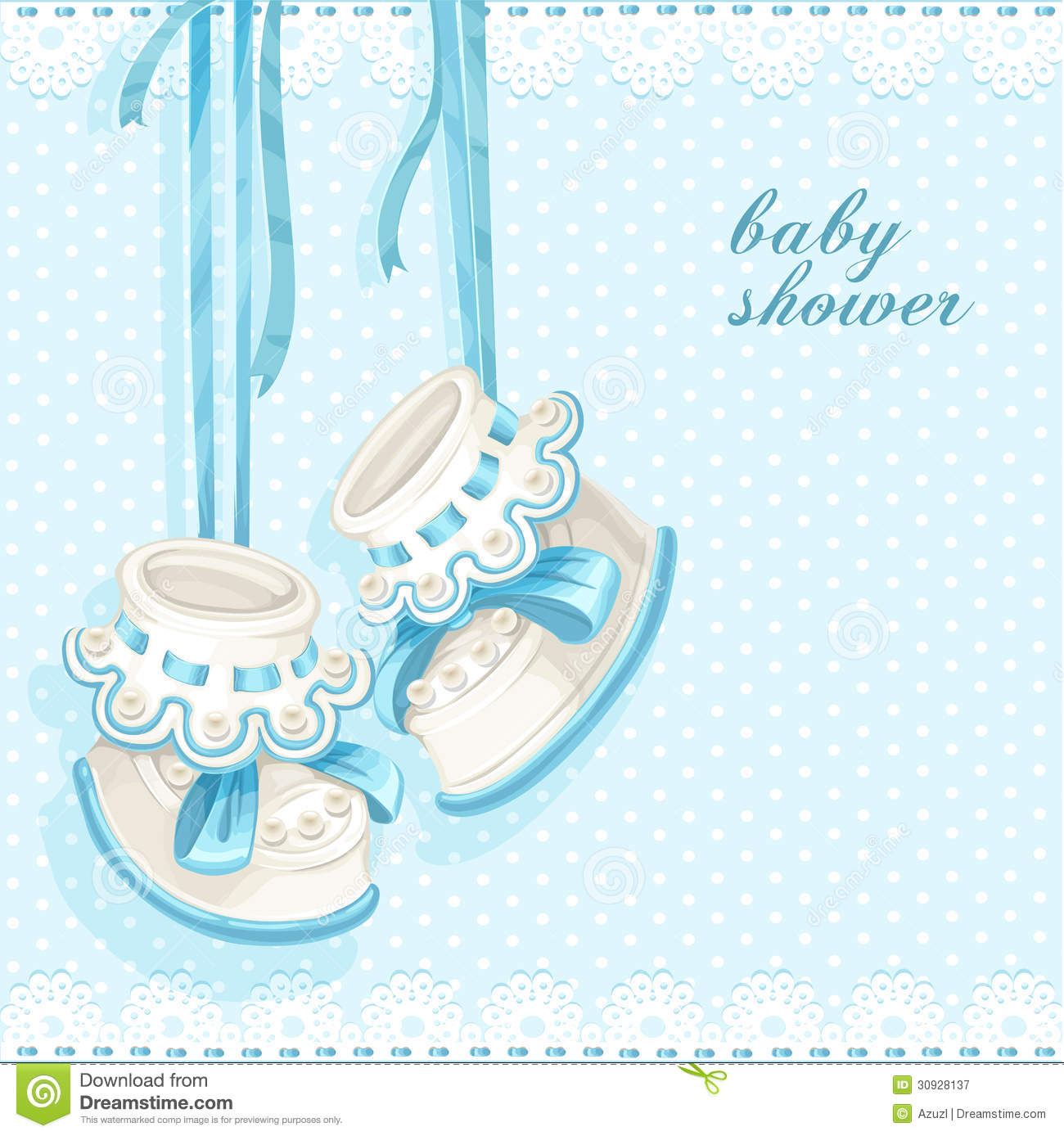 baby shower card with blue booties royalty free stock baby booties clipart free baby booties clip art blue
