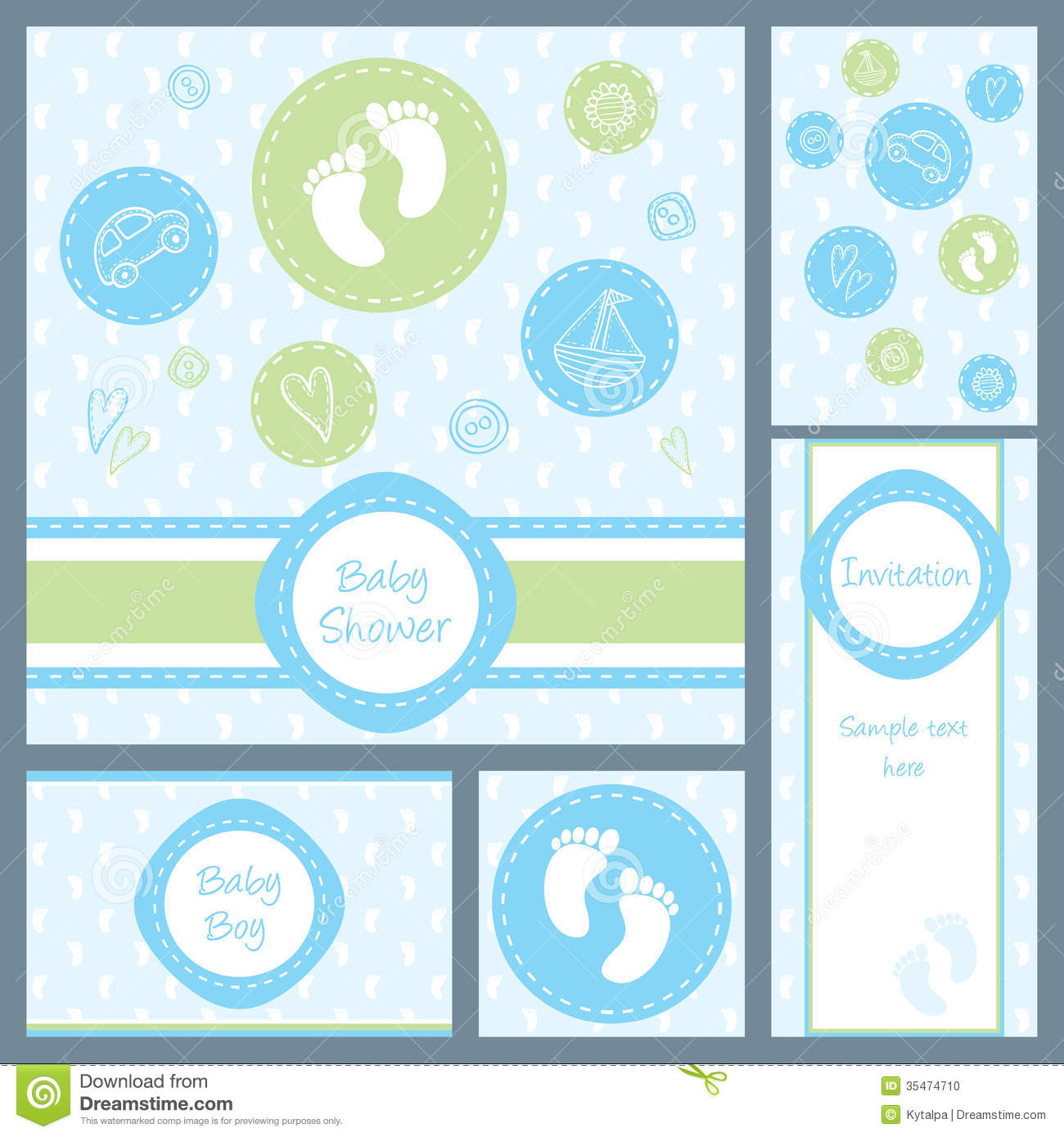 brunito shower card baby - photo #27