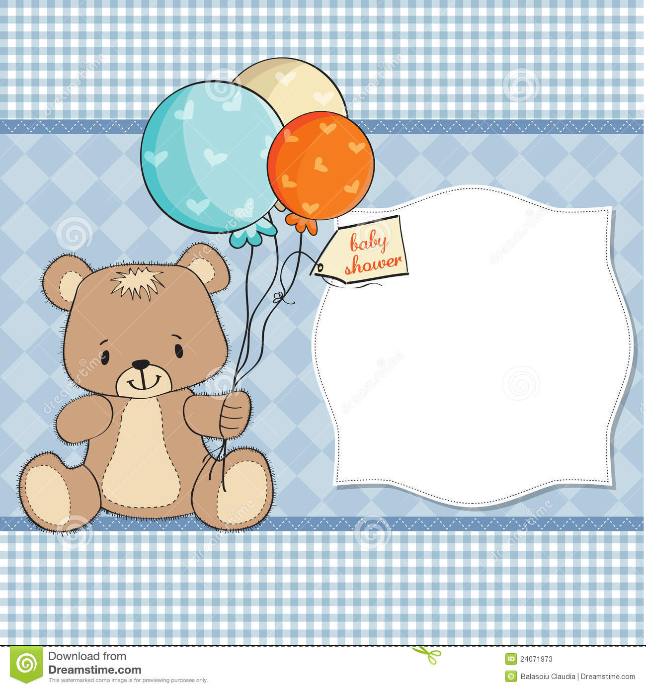 brunito shower card baby - photo #33