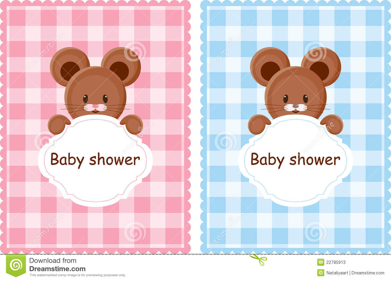 Baby Shower Stock Images ~ Baby shower cards stock photos image