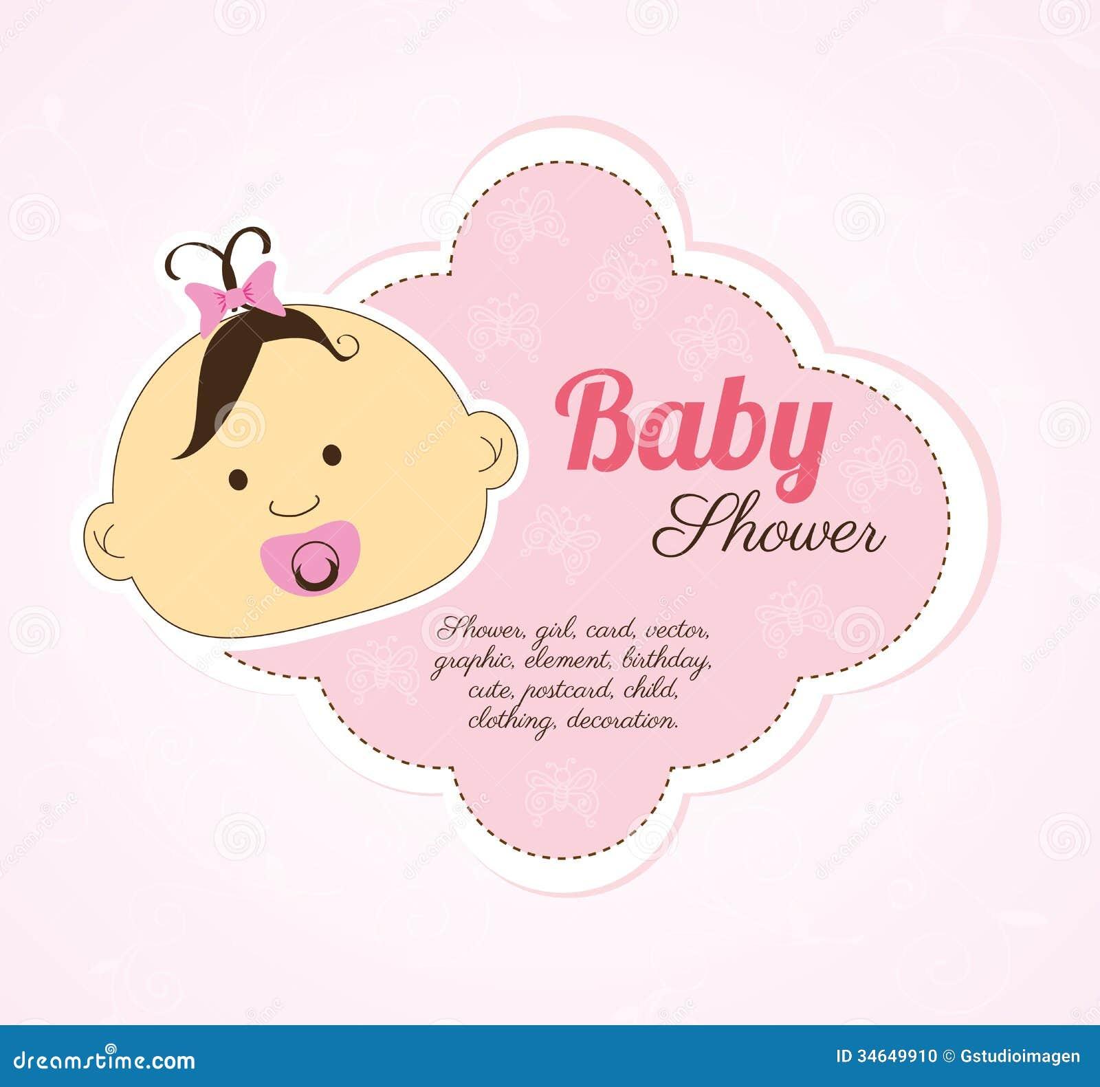 Baby Shower Stock Photo - Image: 34649910