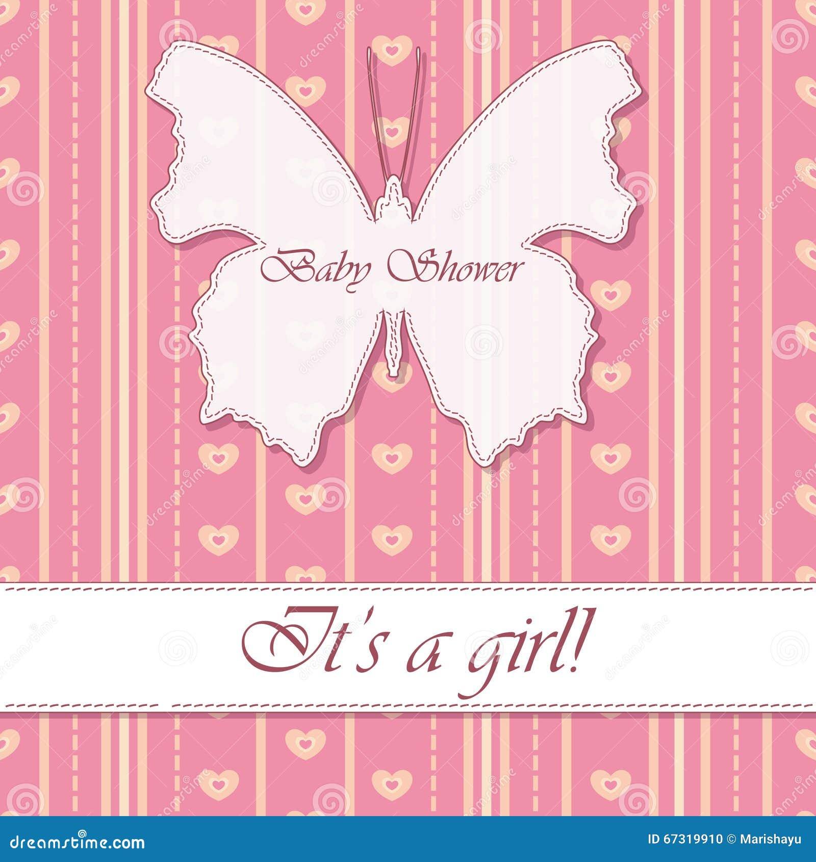 Baby Banner Girl Stock Illustrations 19 590 Baby Banner Girl Stock