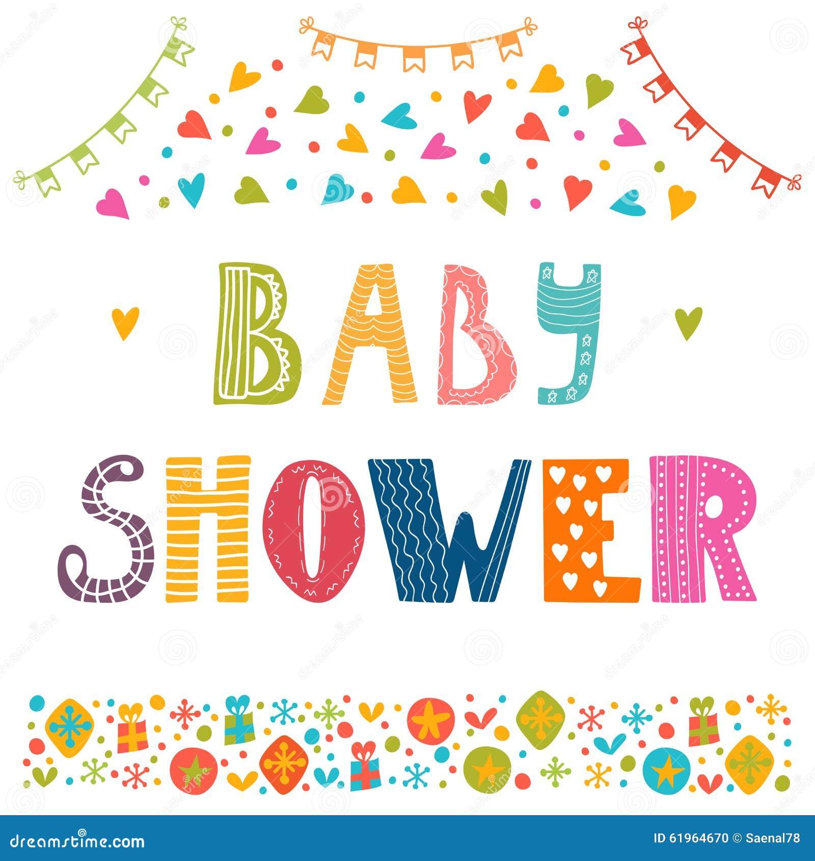 baby shower program template – Baby Shower Program Template