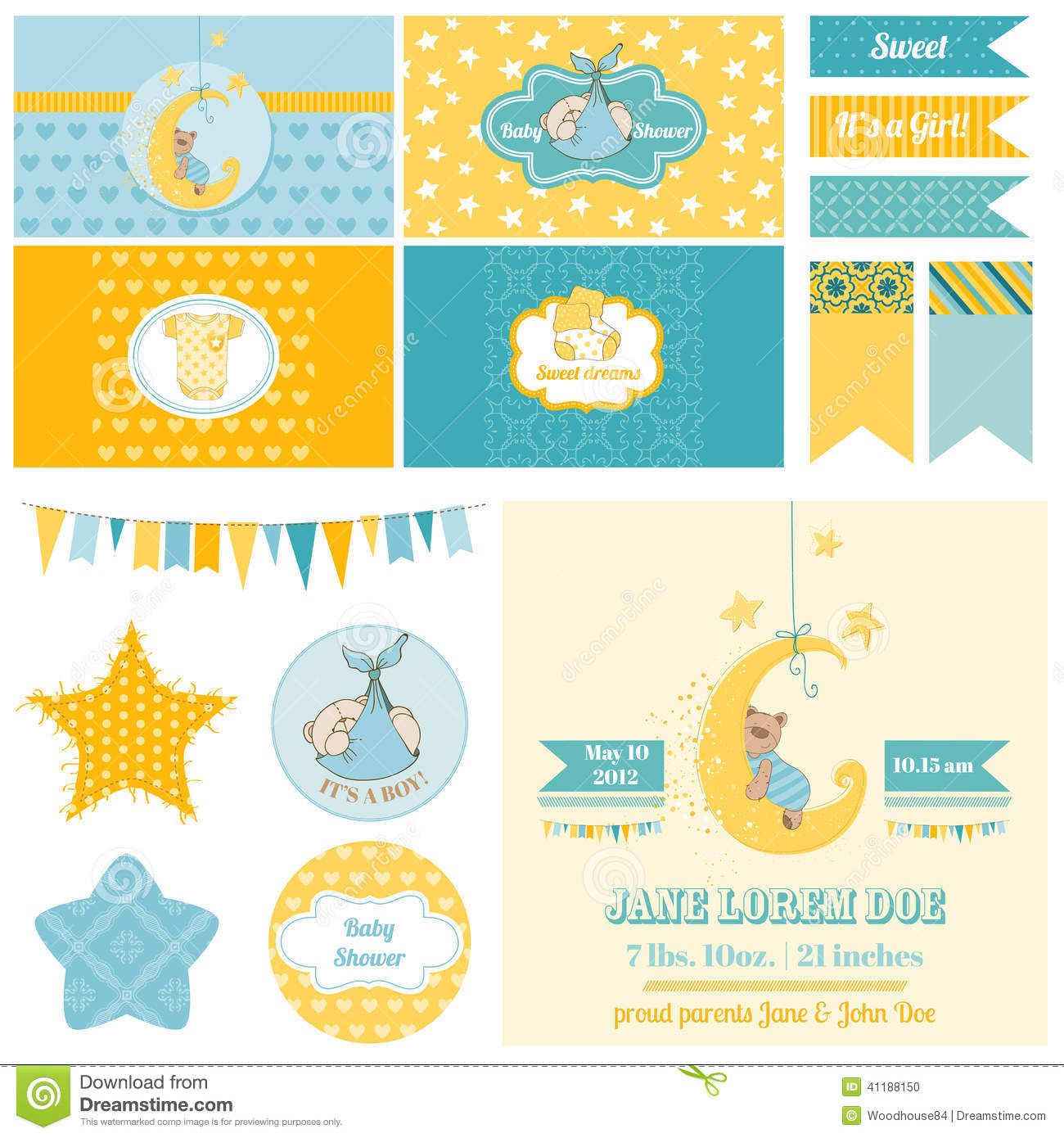 Baby Welcome Party Invitation for awesome invitations ideas
