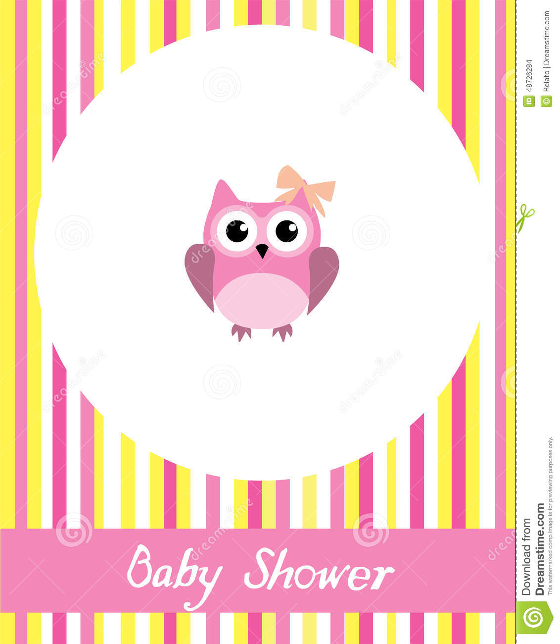 Baby Shower Stock Images ~ Baby shower stock photo image