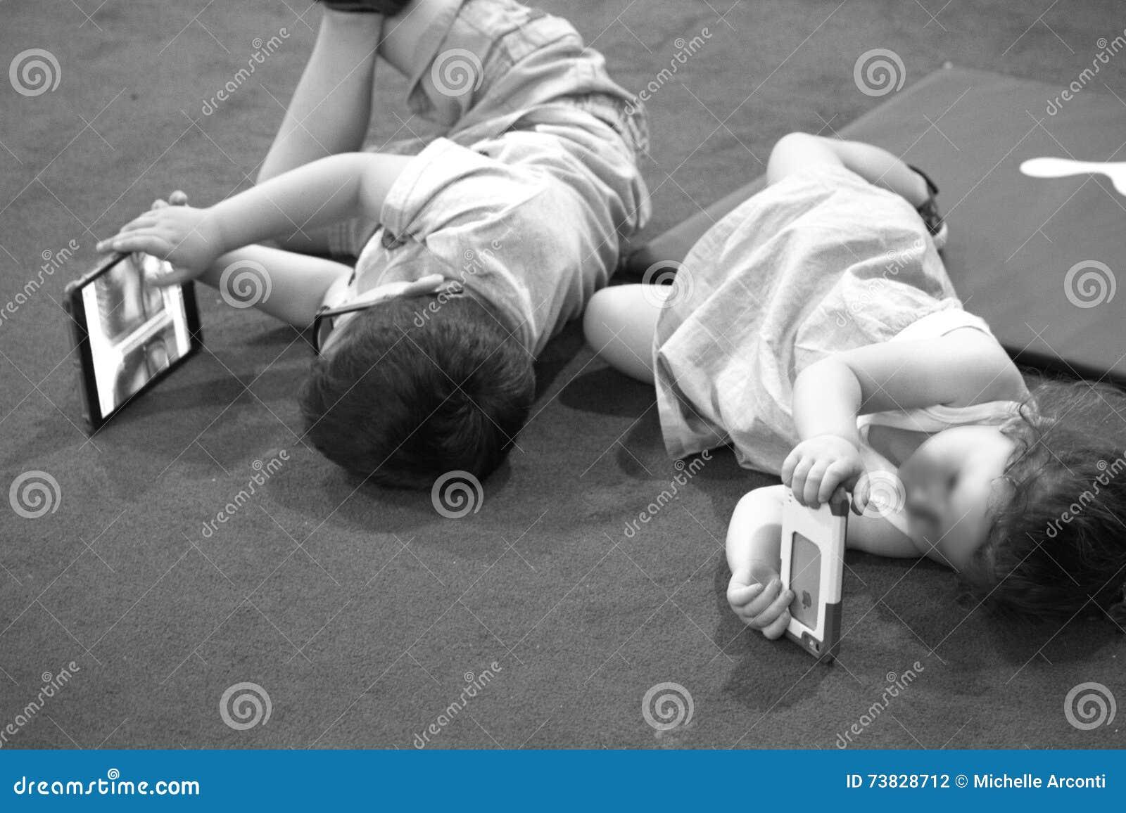 Baby-sitter do telefone celular