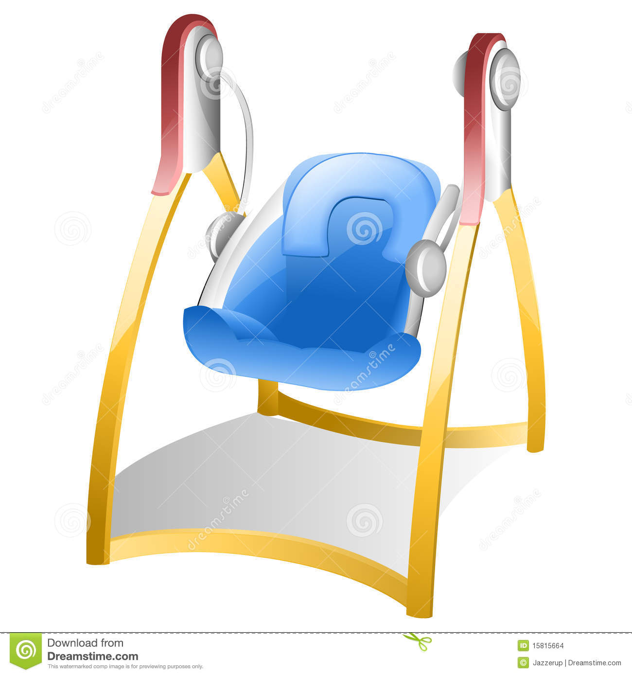 Baby Swing Stock Images Image 15815664