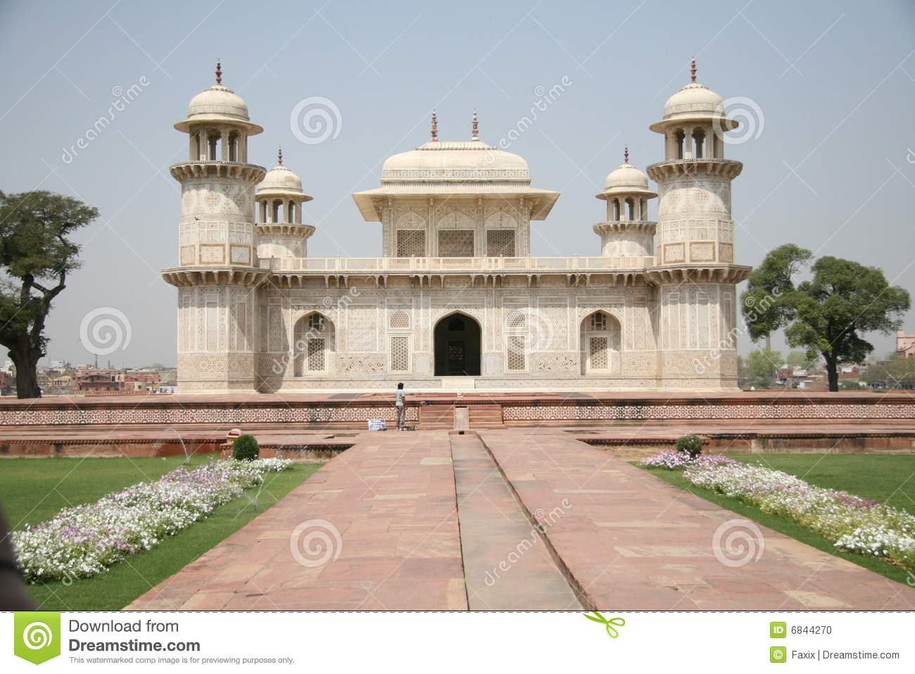 Baby Taj Mahal stock photo. Image of ancient, beautiful ...