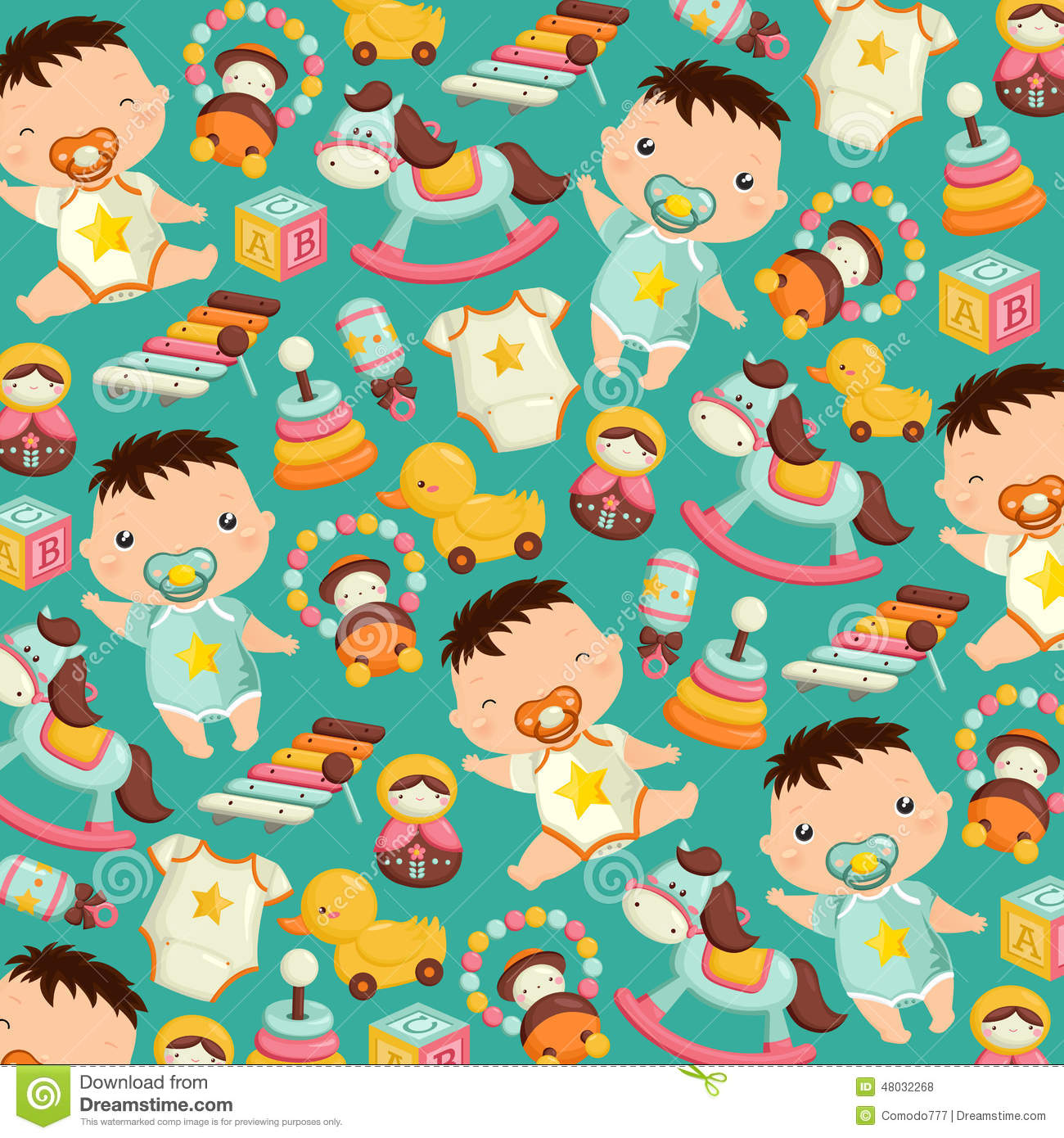 baby toys background stock vector image 48032268 border collie dog clipart border collie clipart free