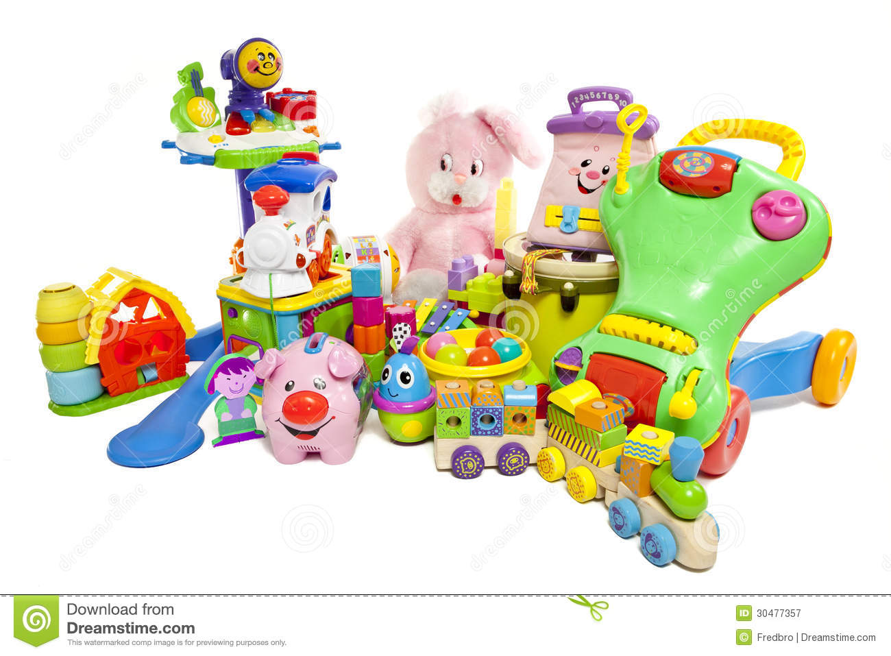 Baby Toys Editorial Photography - Image: 30477357