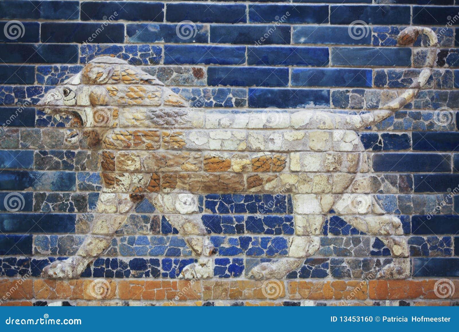 Babylon lew