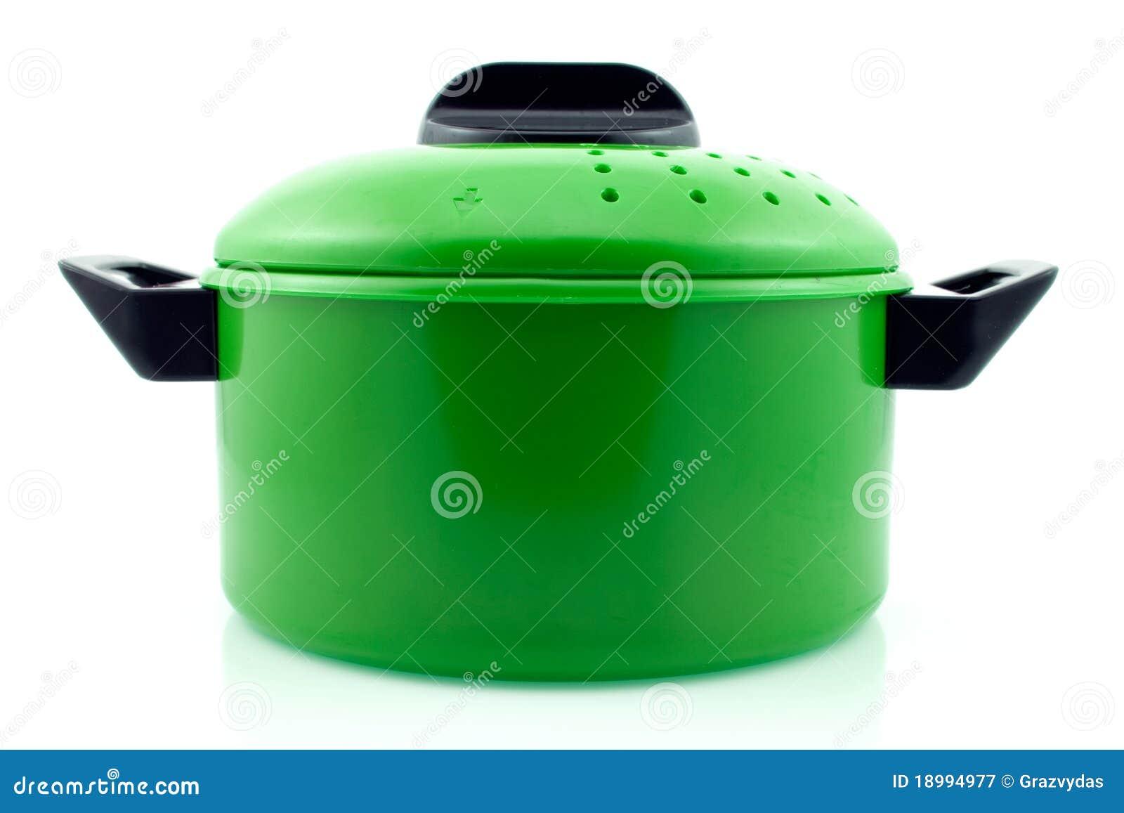 Bac à cuire vert