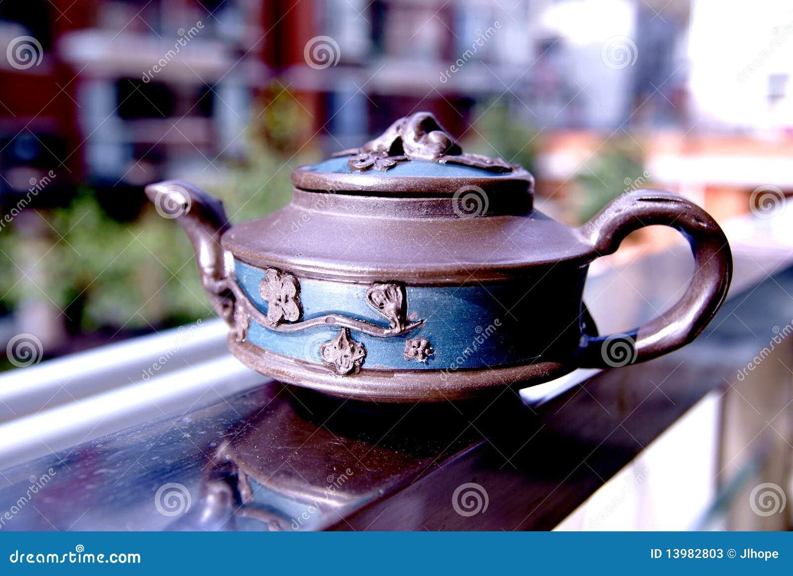 Bac chinois de thé
