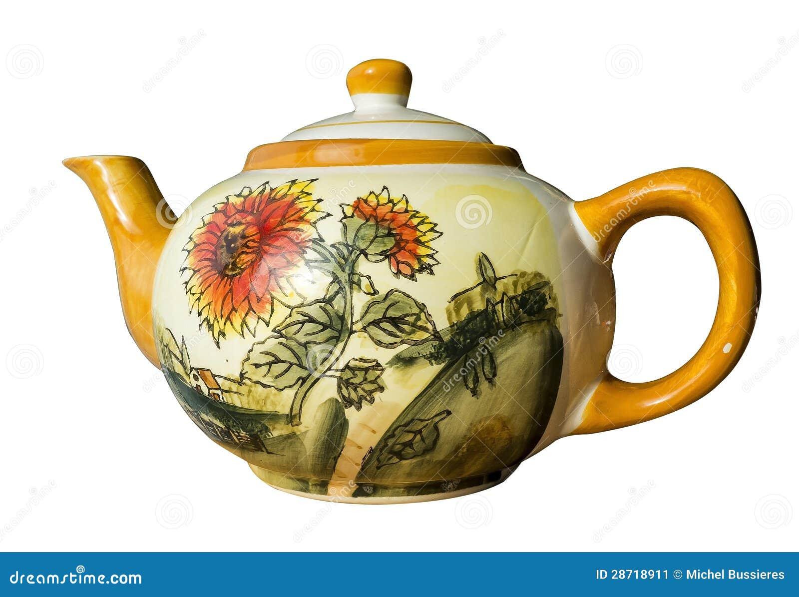 Bac de thé