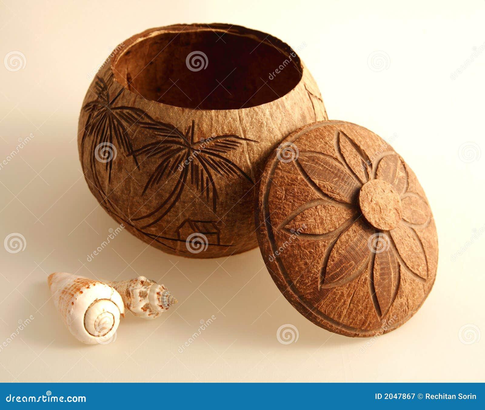 Bac en bois décoratif