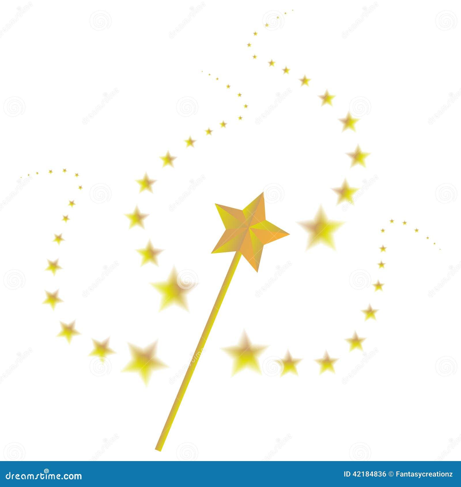 Bacchetta magica fotografia stock immagine 42184836 - Piastrelle 15x15 bianco lucido ...