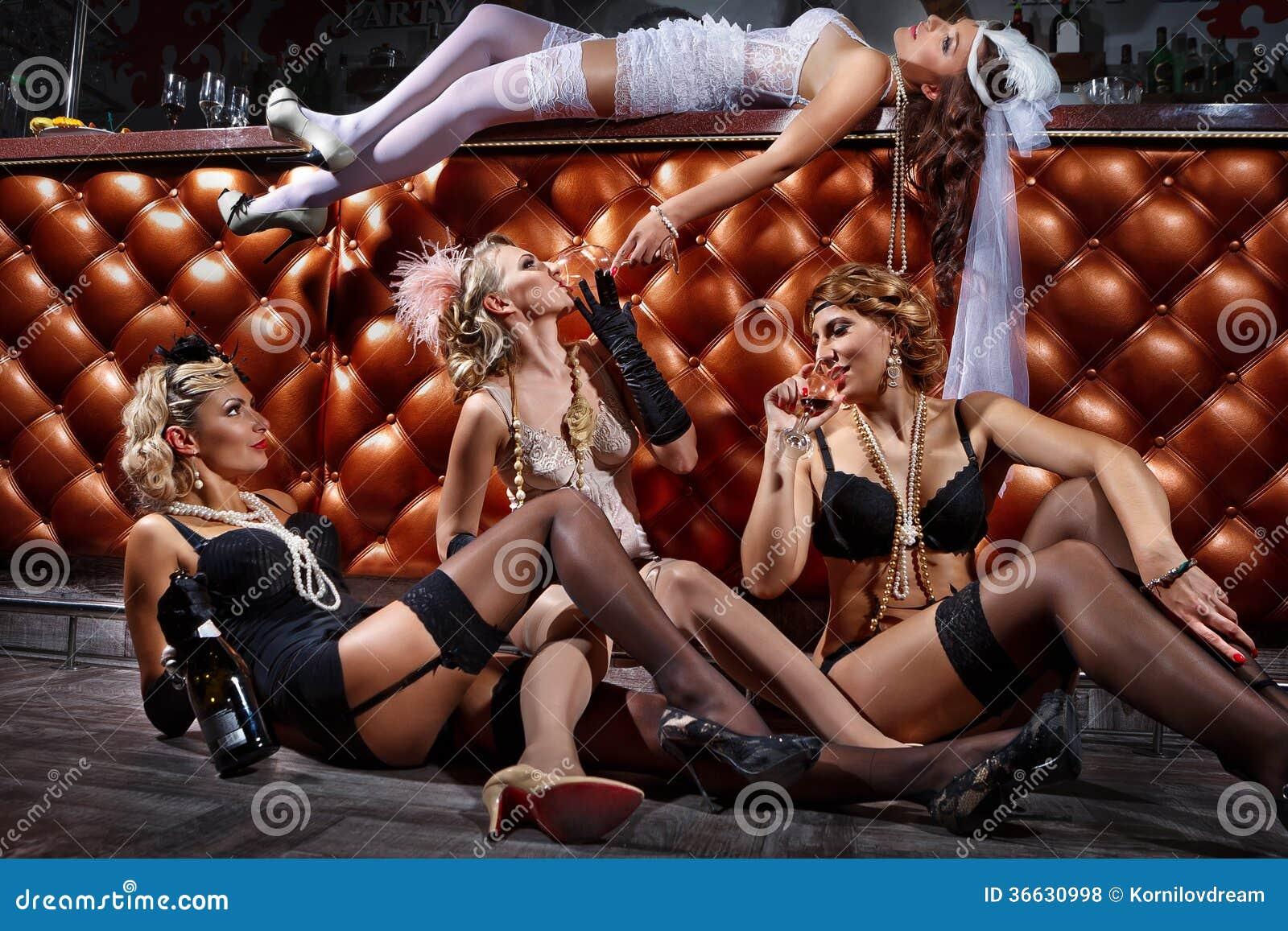 Bachelorette przyjęcie