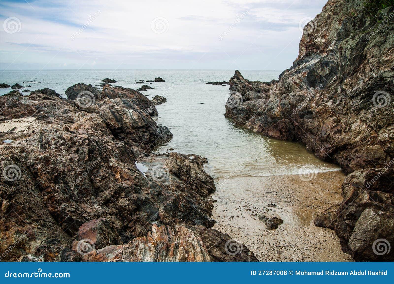 Bachok strand