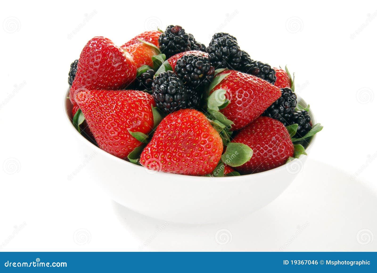 Bacia de fruta