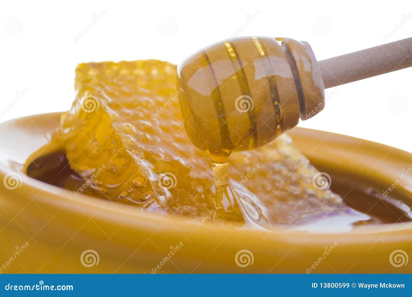 Bacia de mel
