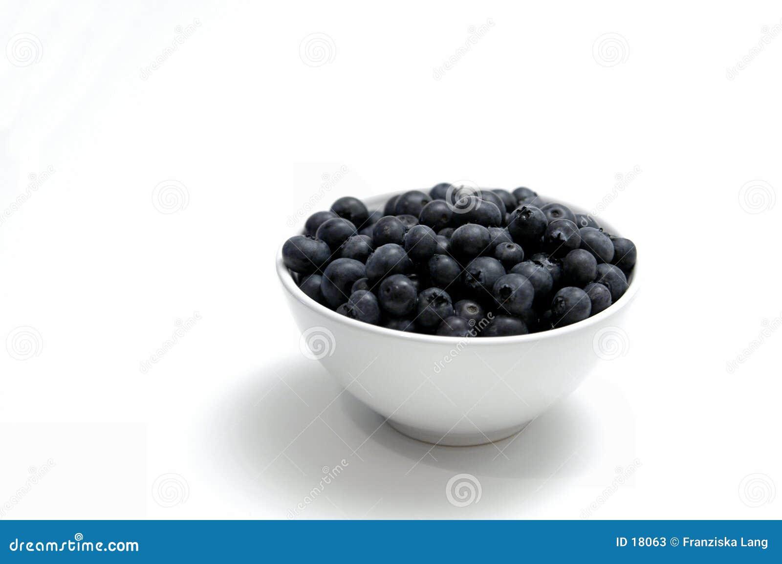 Bacia de uvas-do-monte