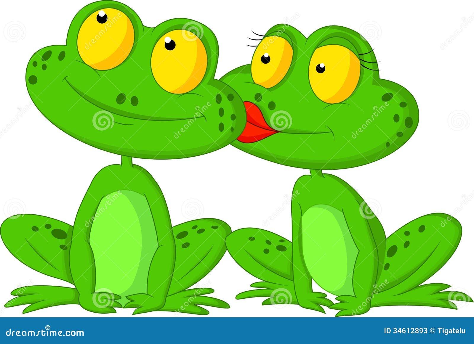 Baciare una rana datazione