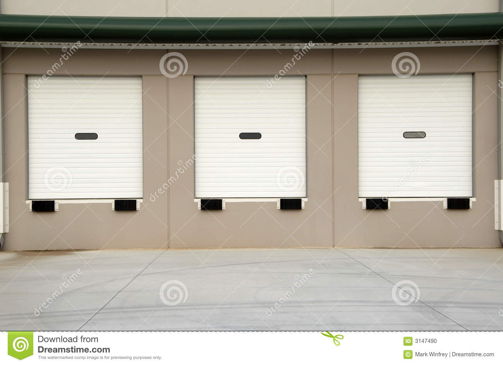 Bacino di caricamento del magazzino