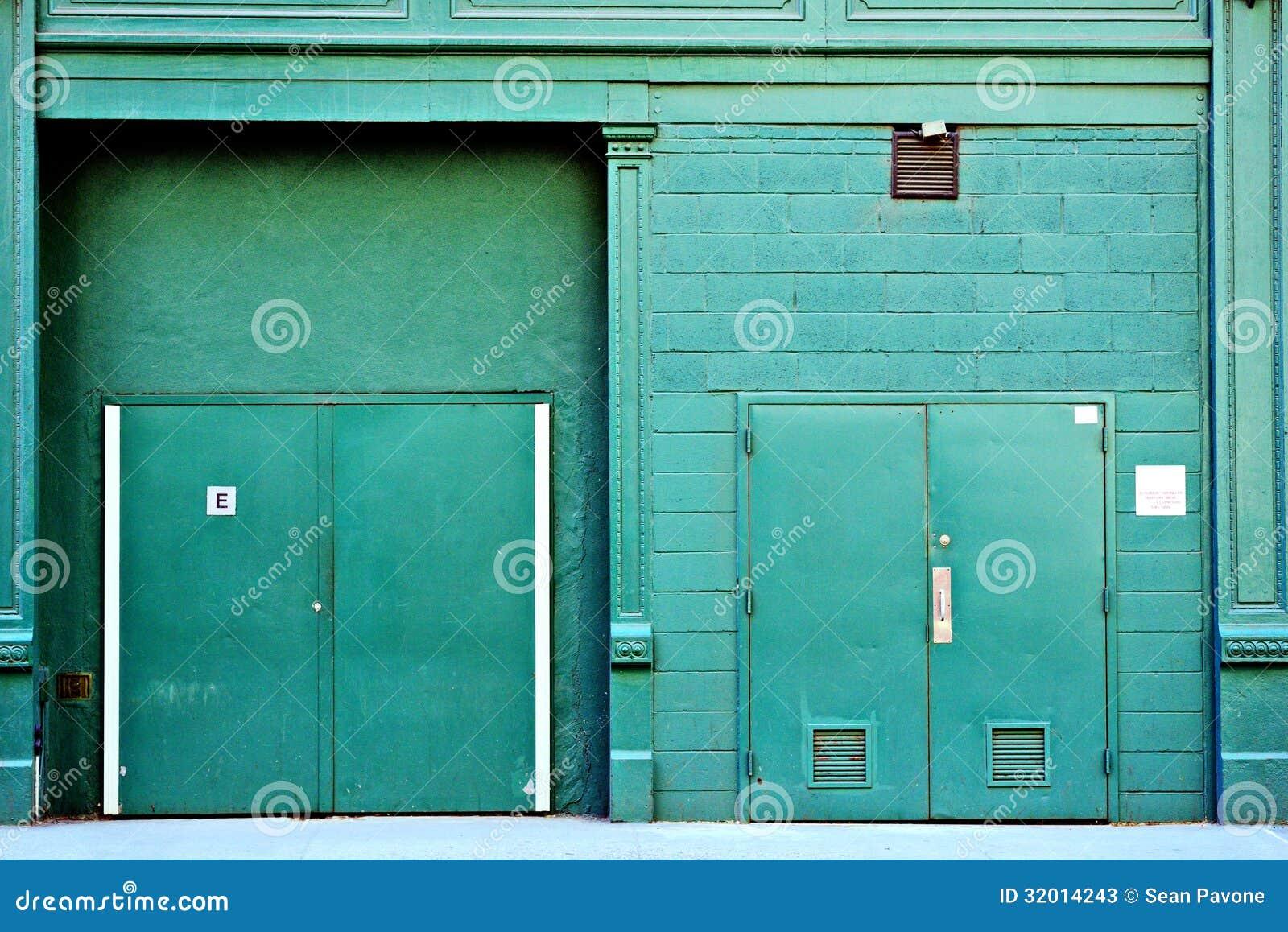 Back alley door stock photos image 32014243 for New back door