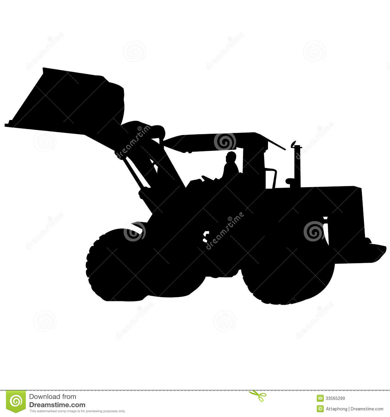 Back Hoe Silhouette Vector Royalty Free Stock Images ...