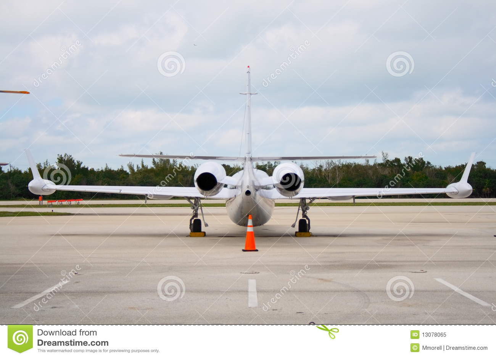 back of jet plane royalty free stock photo image 13078065