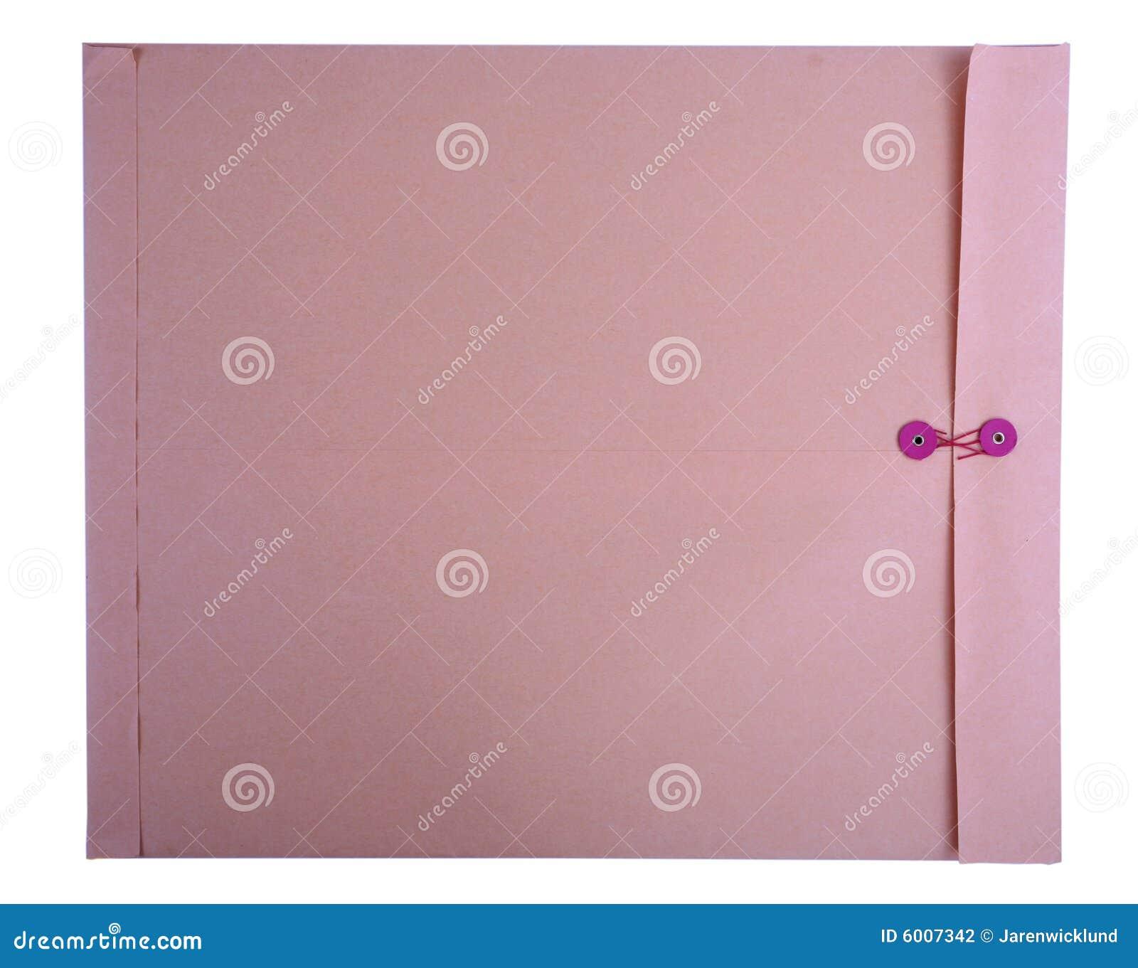 how to write on a manila envelope