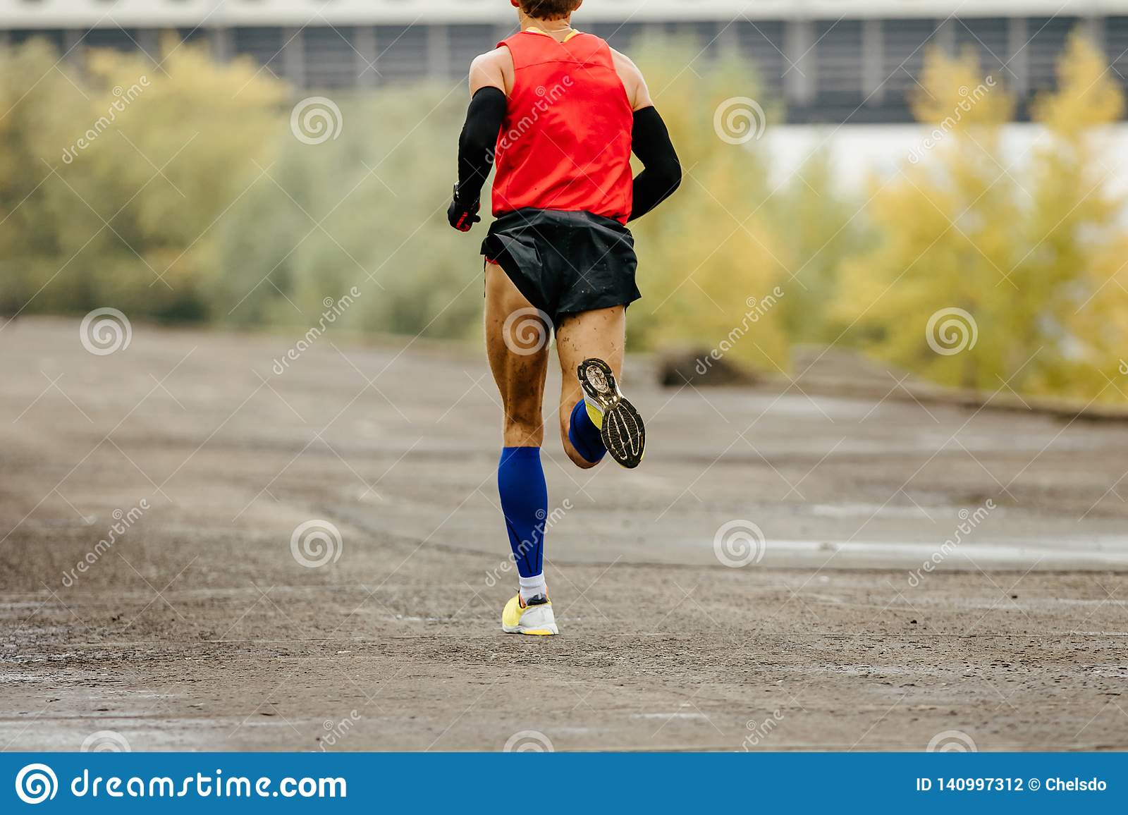 72295d9ef6 Back man runner editorial photography. Image of authentic - 140997312
