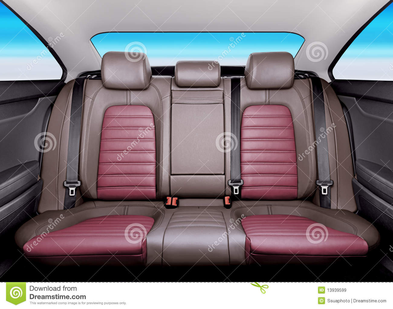 Back Seat Royalty Free Stock Images Image 13939599