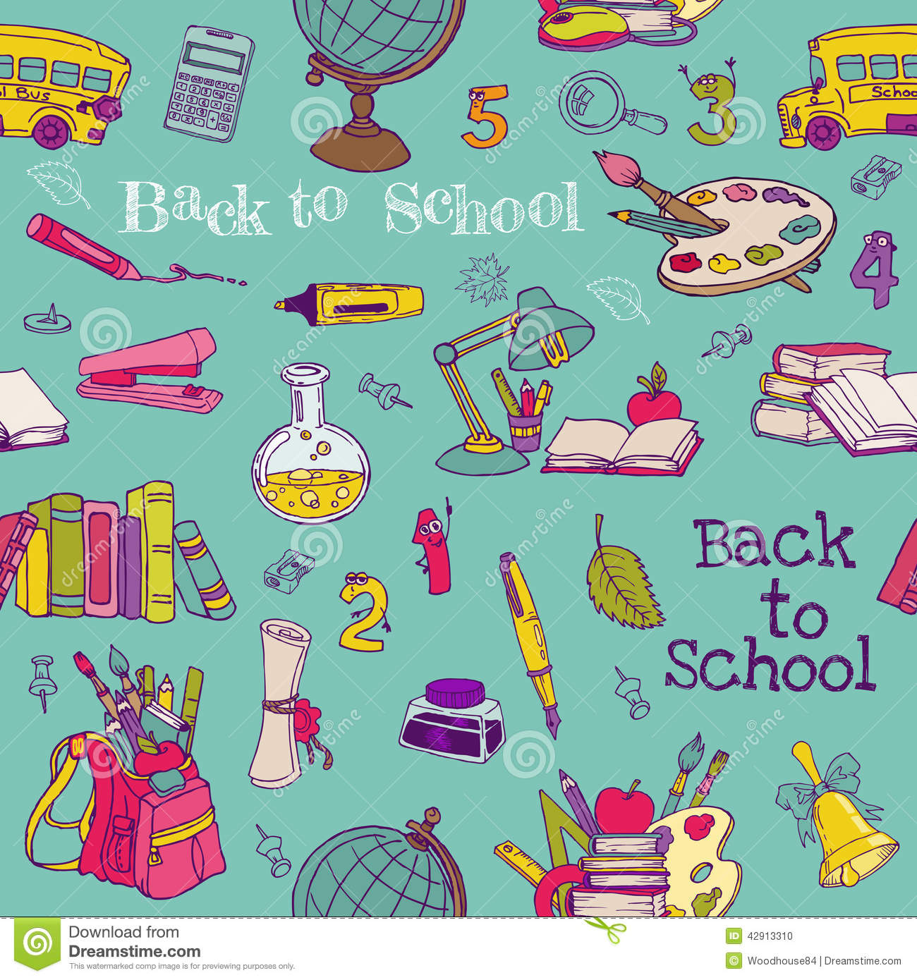 back to school background - photo #33