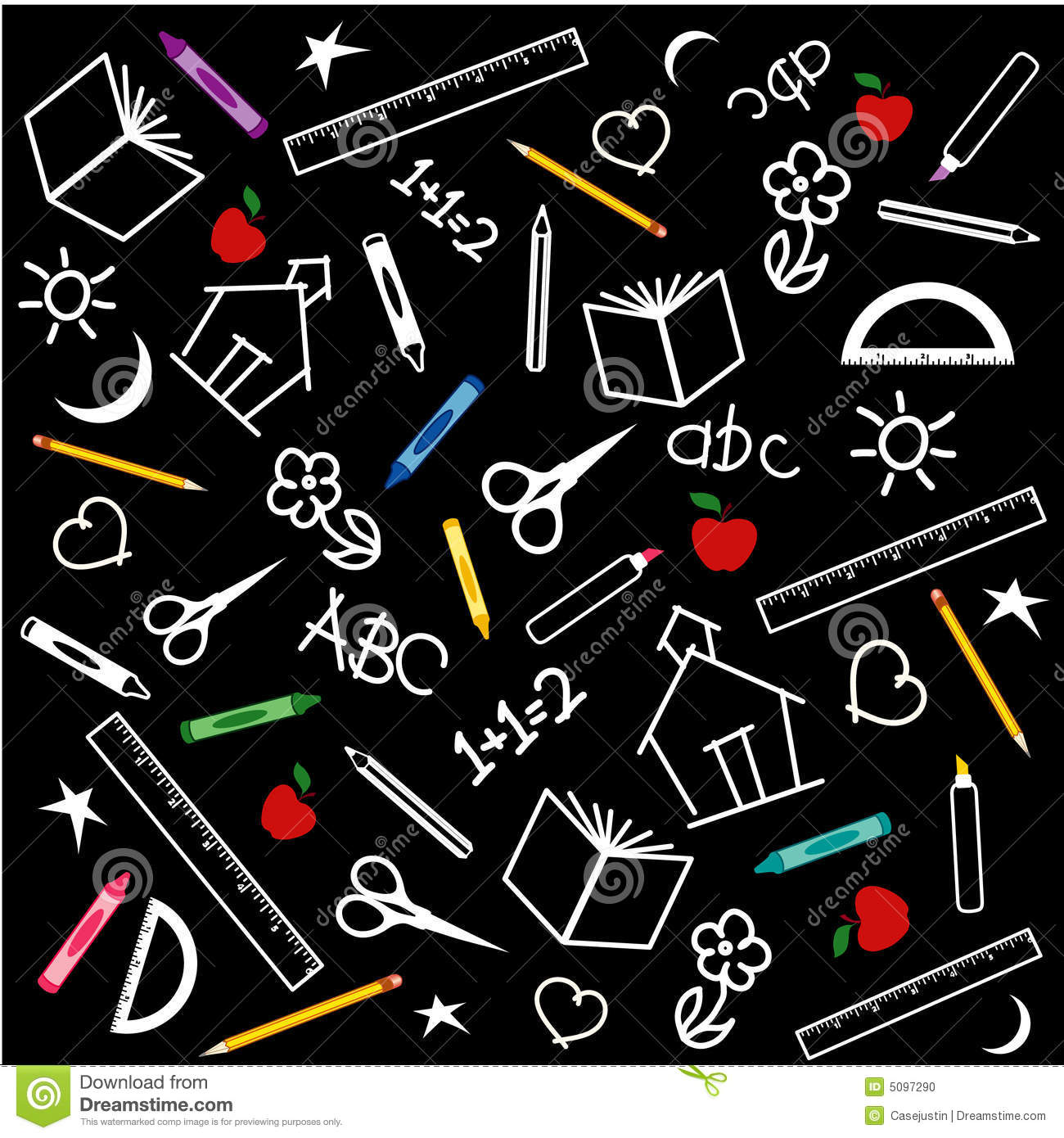 back to school chalkboard background scrapbooks, arts and crafts ...