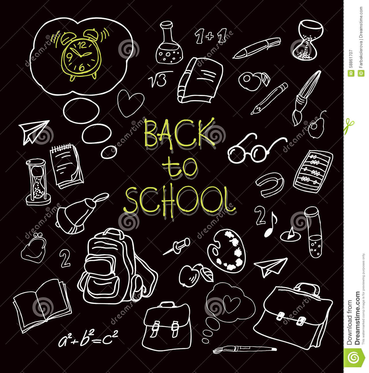 Stock Illustration Back To School Doodles Chalkboard Background Vector Hand Drawing Icons Linear Illustration Image58861707 moreover Get Grounded Protecting Electrical Devices From Lightning Transients Part 2 Of 2 as well Rlc Circuit further Nextev Nio Ep9 Laps Cota Autonomous Mode Wvideo as well 10 Second Fan On Delay Time By Transistor. on electric circuit formula