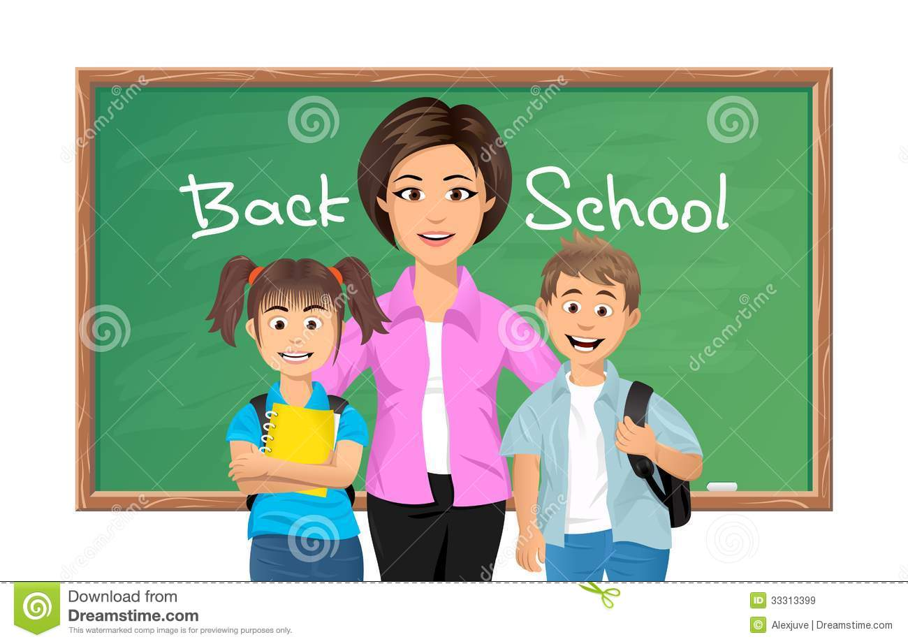 back to school  school teacher with schoolchildren royalty free stock images image 33313399 treasure map border vector treasure map vector free download