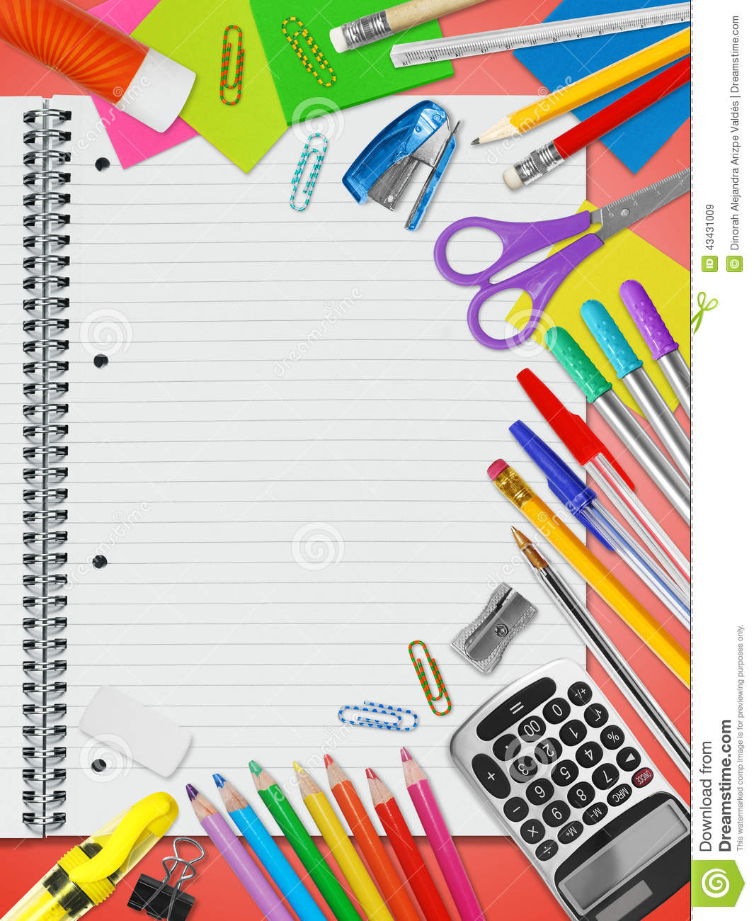 School supplies business plan