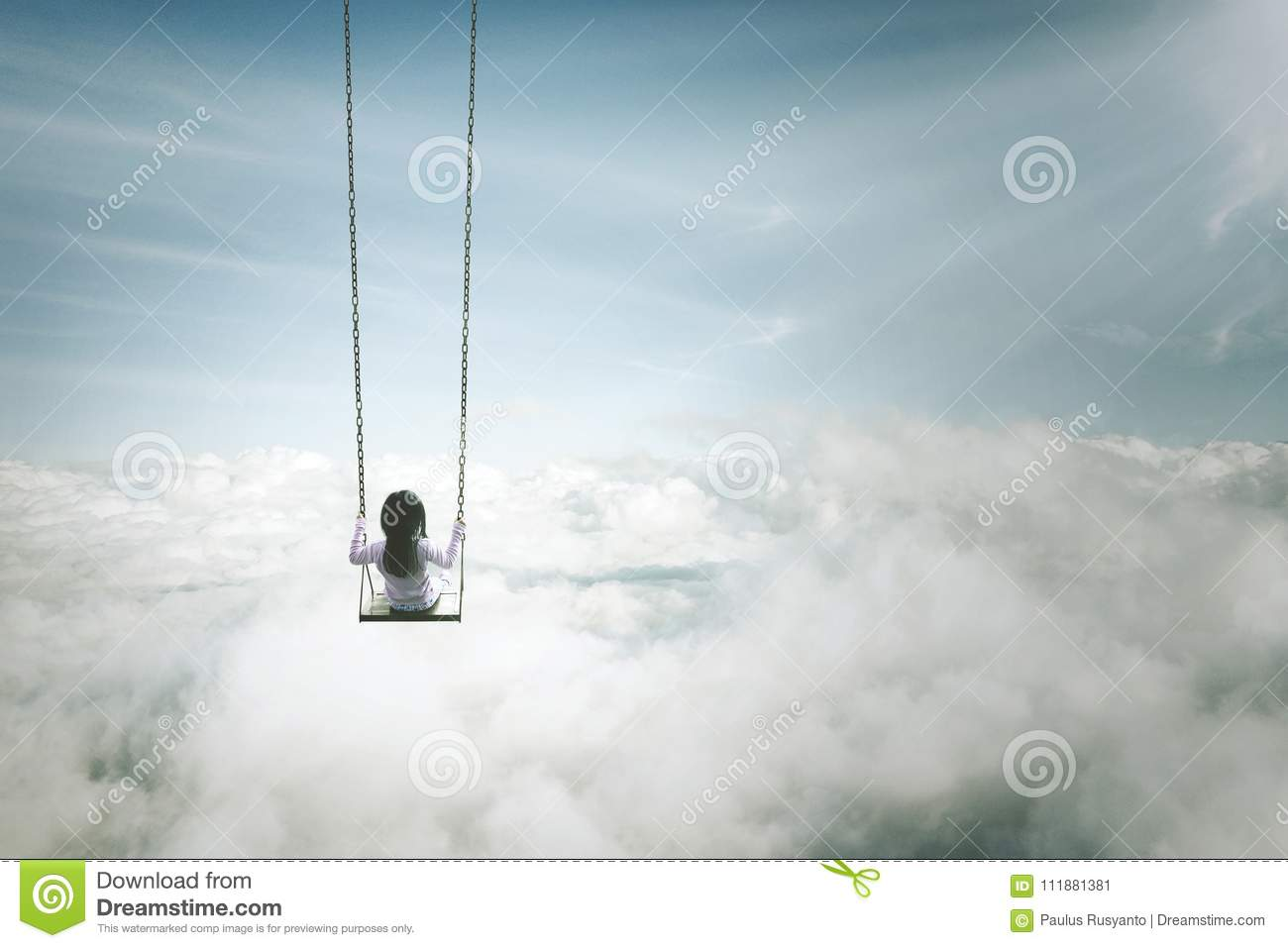 Lonely girl sitting swing stock images download 151 royalty free photos