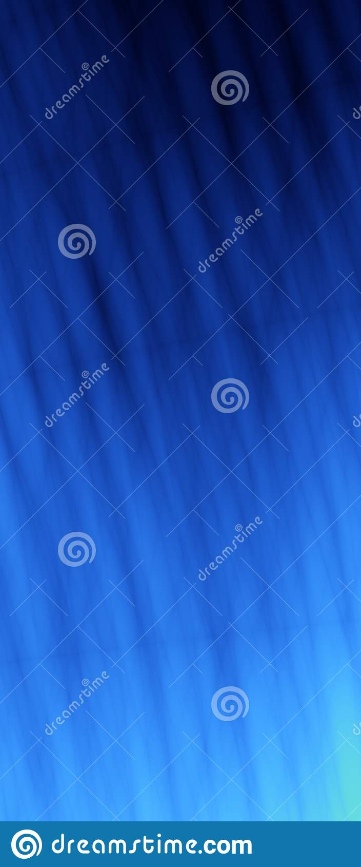 Technology blue deep wallpaper pattern