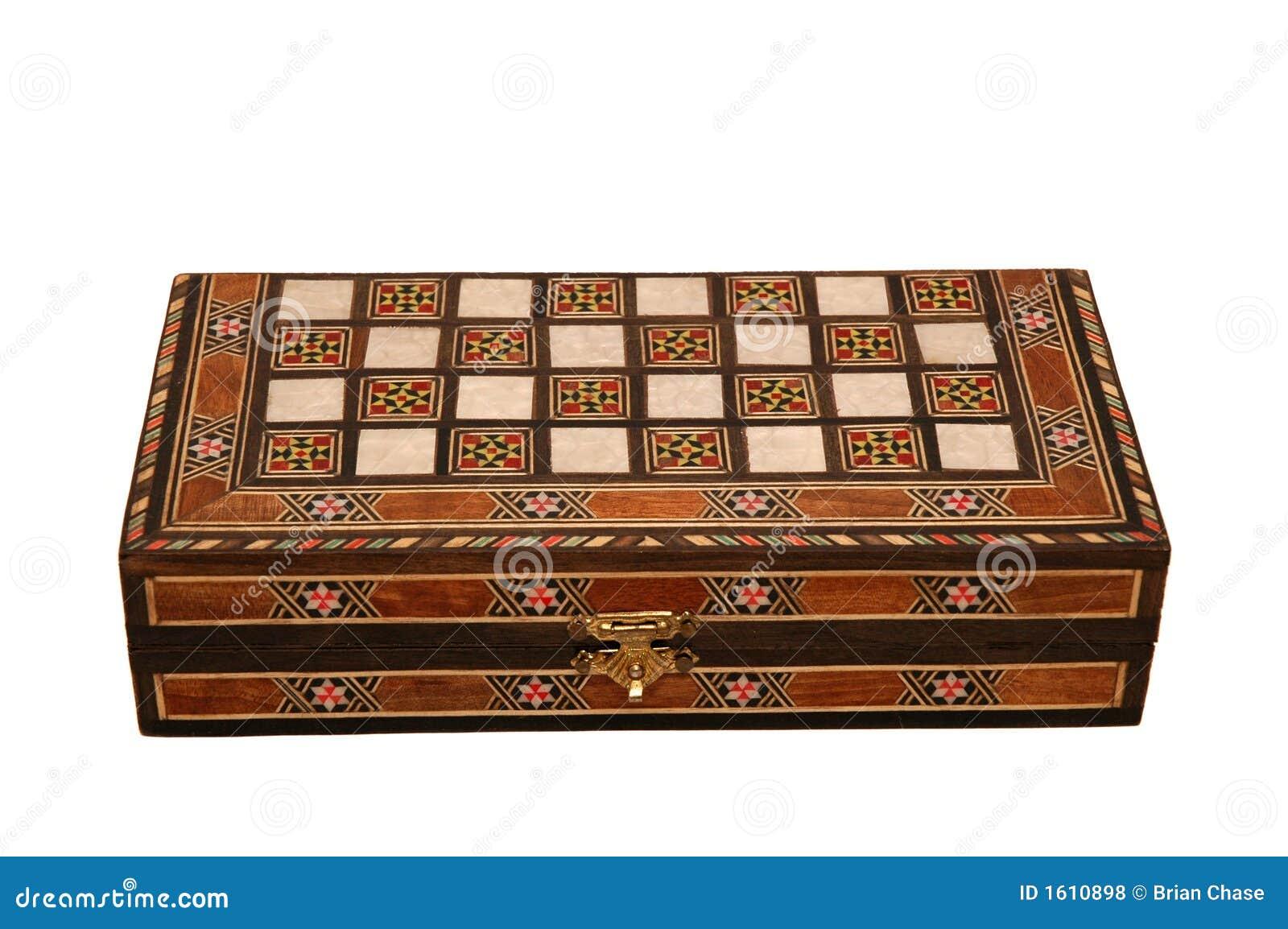 Backgammon diminuto