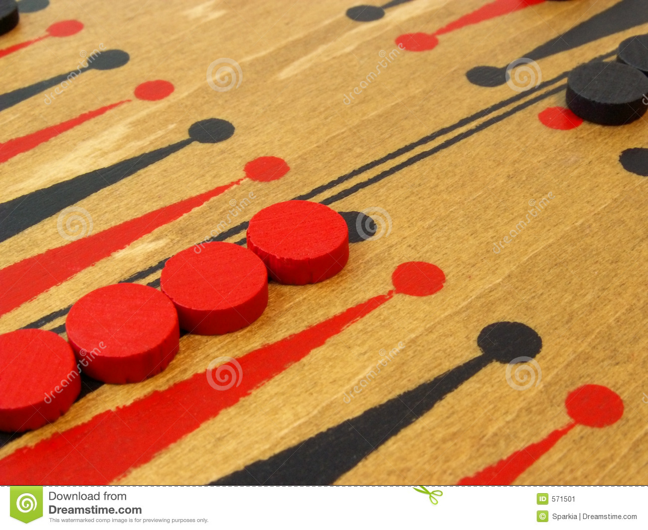 backgammon time game