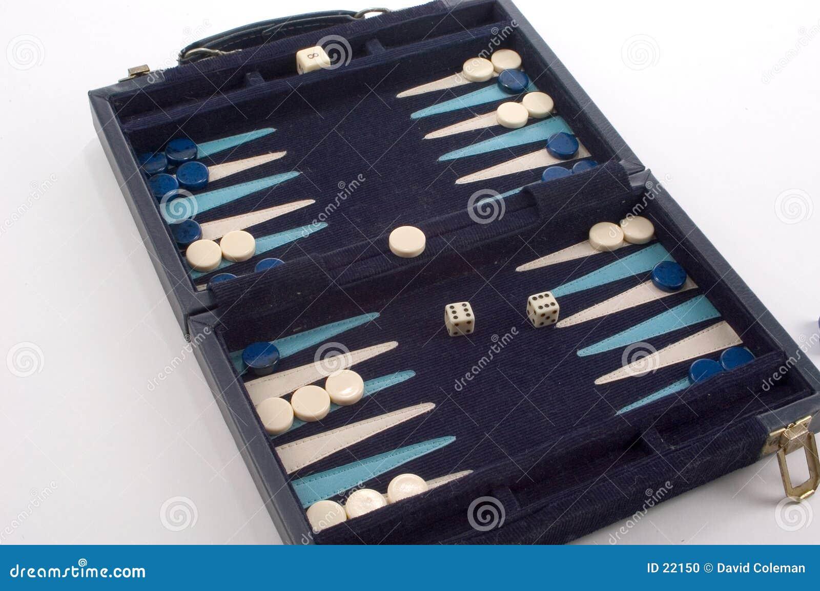 Backgammon gra
