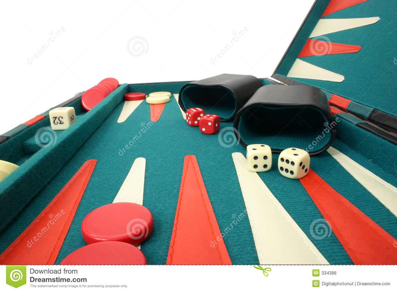 Backgammon over Wit