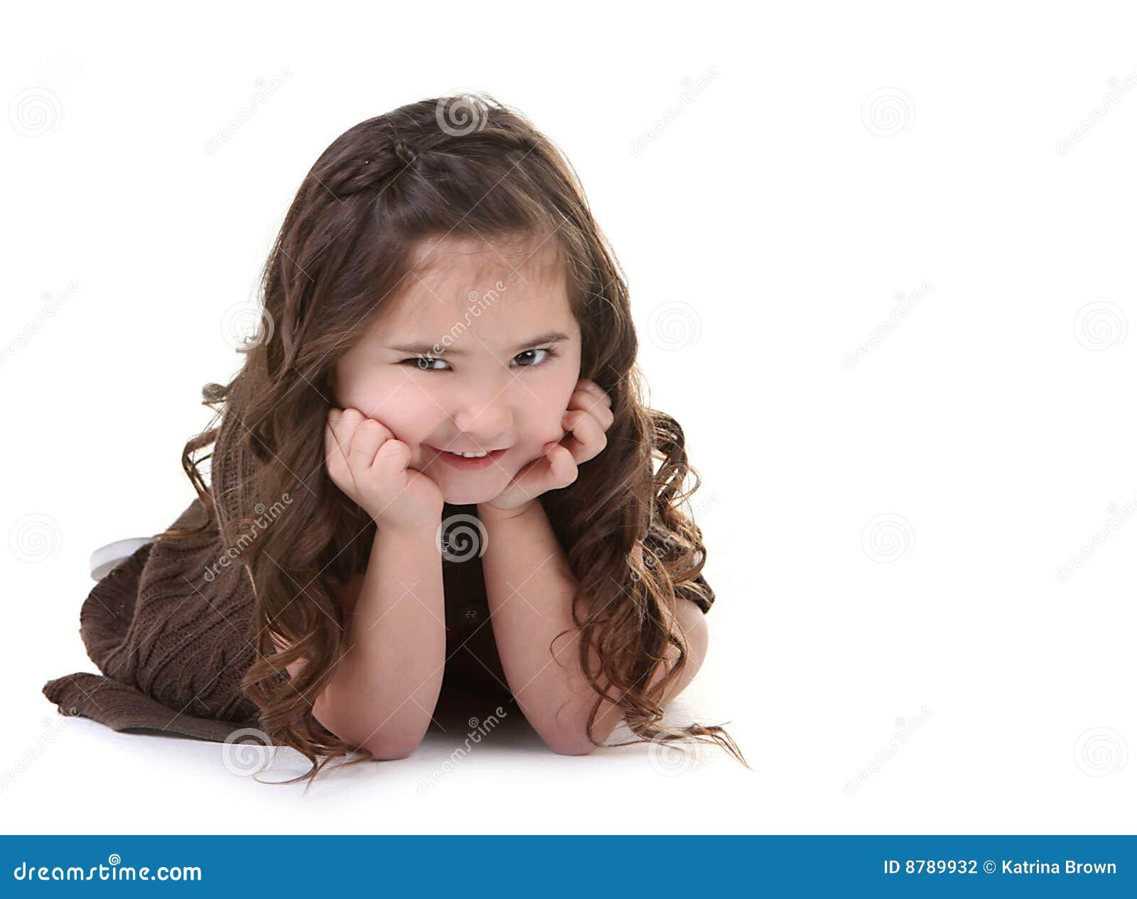 Backgr dziecka wyrażeniowy sowizdrzalski biel
