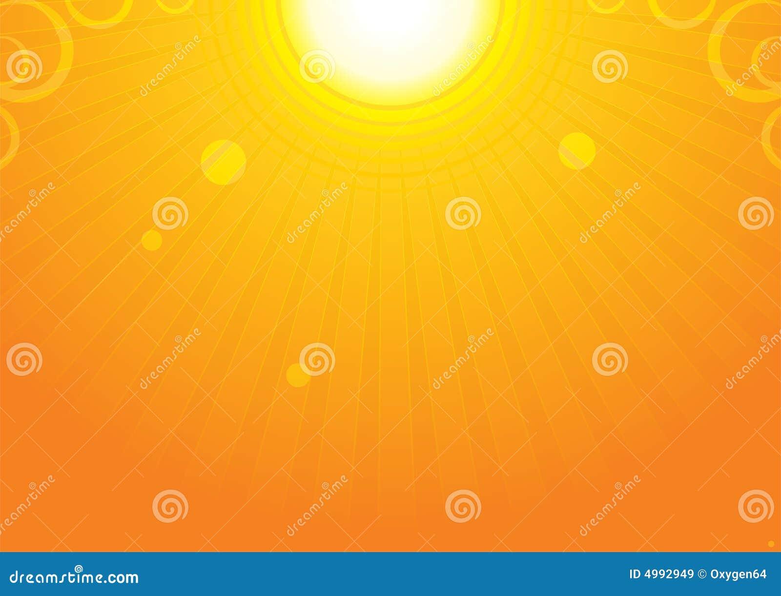 Backgroud de Sun