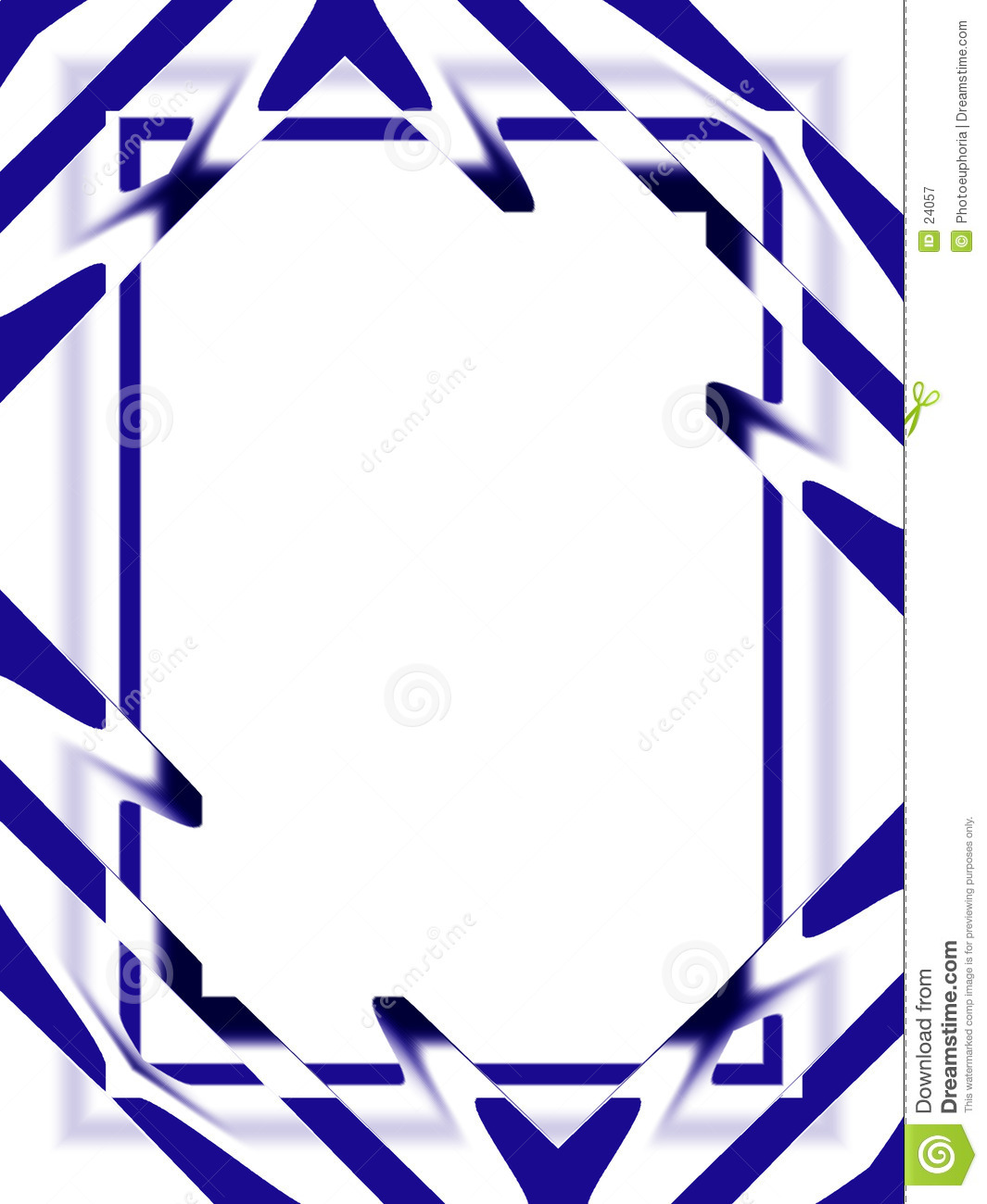 Background: Abstract Blue