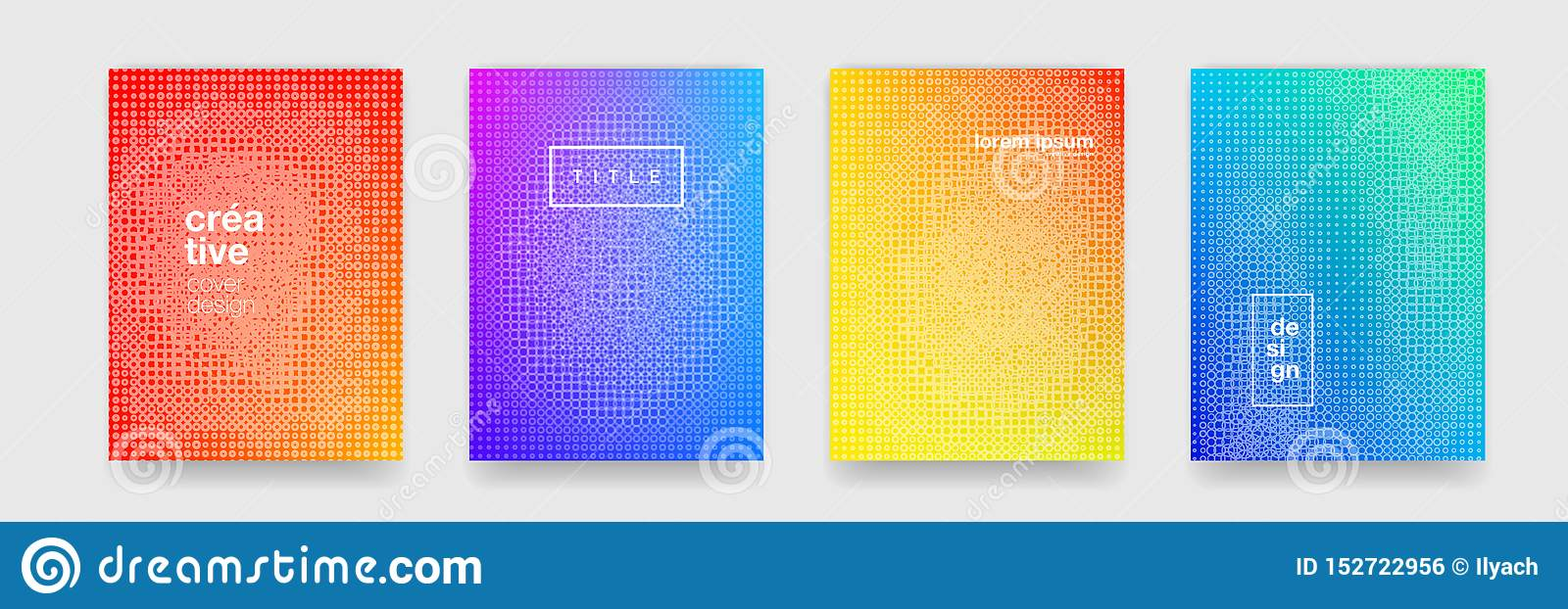 Background, abstract geometric texture, color gradient design. Vector trend minimal texture pattern background